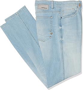 camel active Herren Tapered Fit Jeans