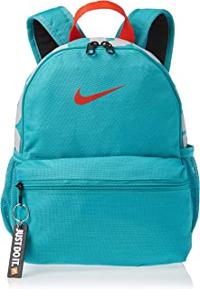 Nike Unisex-Child Backpack, Cabana/Black/Red - NKBA5559