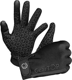GearTOP Touch Screen Thermal Gloves - Great for Running, Rugby, Football, Hunting, Walking for Women and Men…