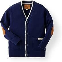 navy blue cardigan toddler boy