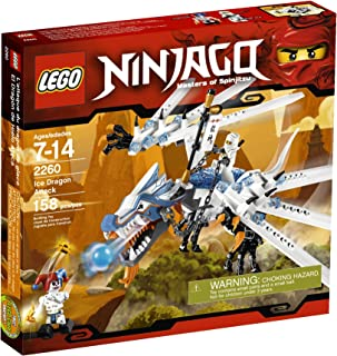 LEGO Ninjago Ice Dragon Attack 2260