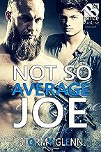 Not So Average Joe [Assassins Inc. 6] (The Stormy Glenn ManLove Collection)