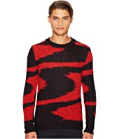 Missoni - Space Dye Intarsia Sweater