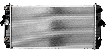 SCITOO New 2474 Aluminum Radiator fits for Cadillac Seville SLS/STS