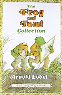 adventures of frog and toad reading level
