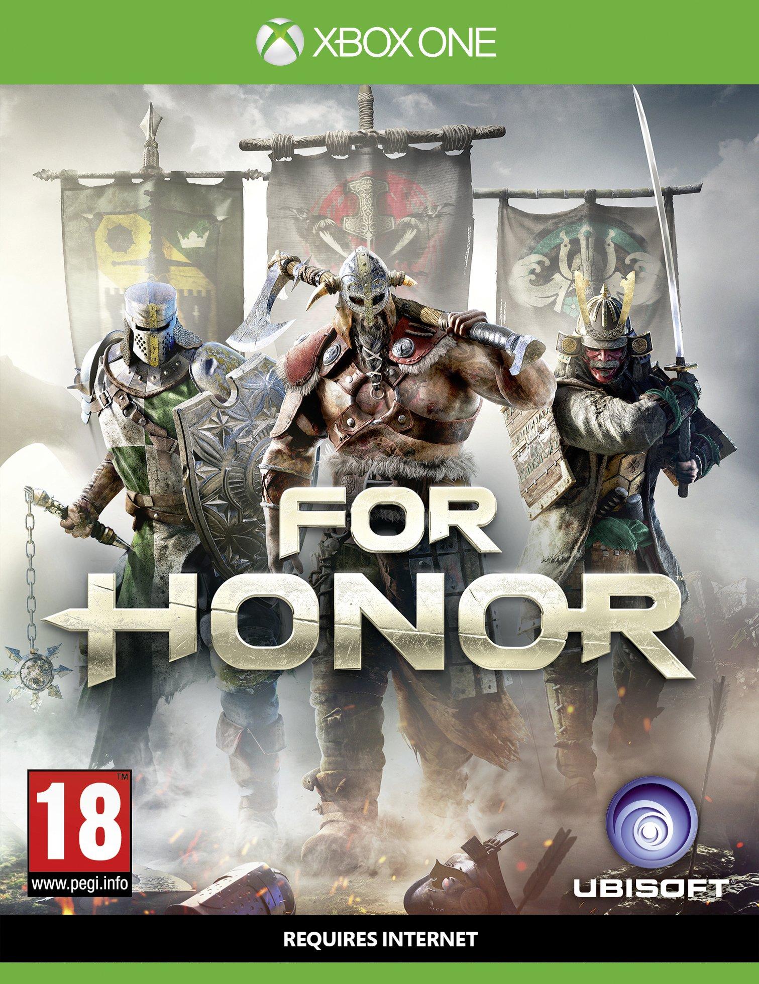 For Honor Xbox One Game (with Steelbook) [Importación inglesa]: Amazon.es: Electrónica