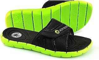 Body Glove Men's Strapped Slide Sandal
