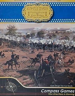 CPS: Battle Hymn, the Battles of Gettysburg & Pea Ridge, Boardgame
