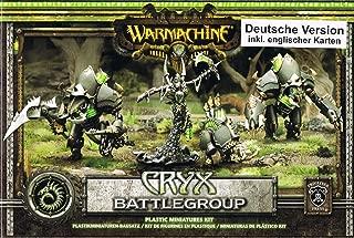 Privateer Press Miniatures Warmachine Cryx: Battlegroup Starter Box (Mk III)