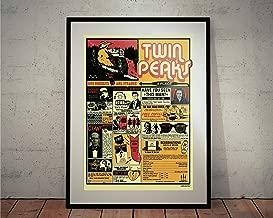 Twin Peaks. Limited Edition Print. David Lynch (Prints/Posters)