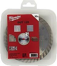 Milwaukee Disque à tronçonner diamant Dut, diamètre 125mm, 4932451326