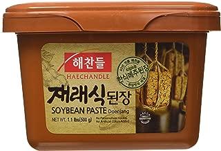 Jaeraesik Soybean Paste (1.1 lb) By CJ Haechandle