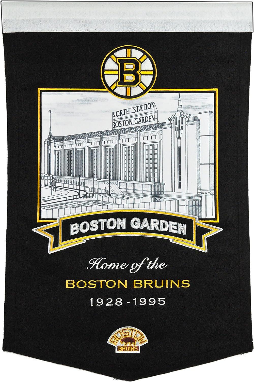 Winning New York Mall Streak Limited time sale NHL Boston Garden Stadium Bruins Banner