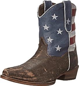 American Flag Shorty