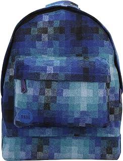 Mediados de Pac premium Mochila ocio, 41cm, Multicolor (Blu PixelCheck)
