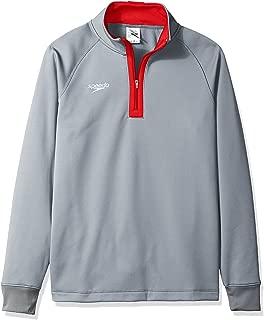 Speedo Unisex 3/4 Zip Pull Over Warm Up Jacket