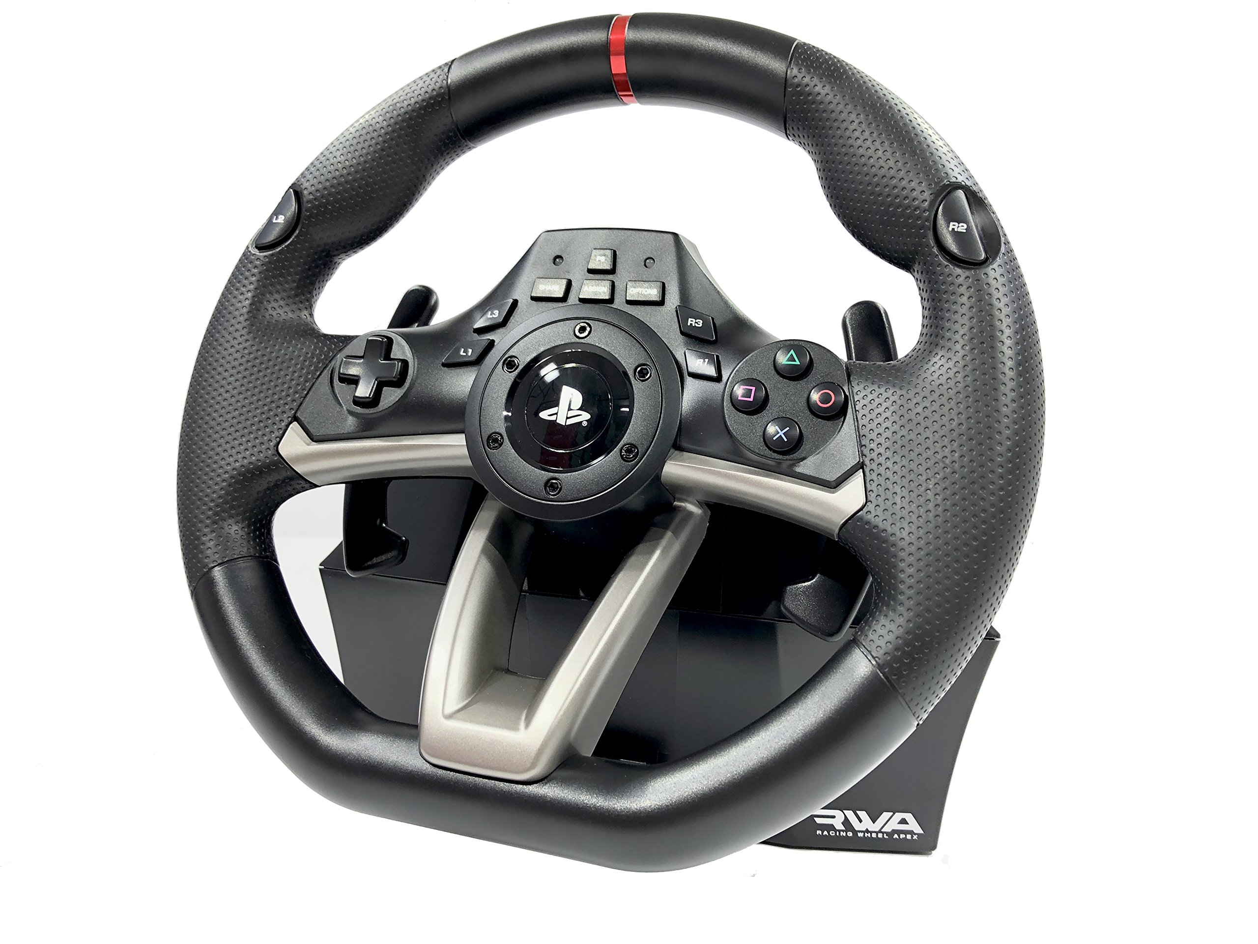 Volante PS4 Licencia Original Playstation 4 RWA Apex + Formula 1 2019 - F1 2019: Amazon.es: Videojuegos