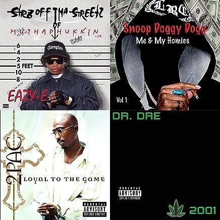 Gangsta rap mix