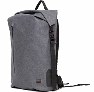 Knomo Luggage Cromwell Backpack, Grey, One Size