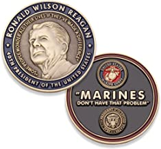 Best ronald reagan coin worth Reviews
