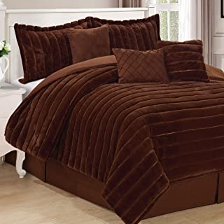 Home Soft Things BNFCMTRFF710290CF Comforter, 102