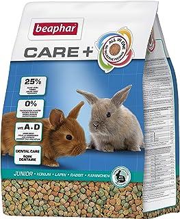 comprar comparacion Beaphar Care+ comida para conejo junior