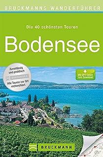 Wanderführer Bodensee: Auf 40 meist kindgerechten Wanderung