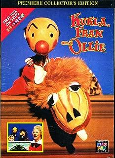 Kukla, Fran, & Ollie: Premiere VHS