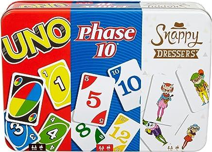 Mattel Games UNO Collector Tin Card Game