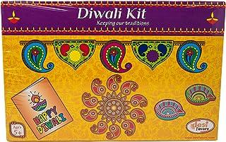 Desi Favors Diwali Craft Kit for Kids - Diwali Gift for Kids