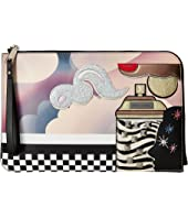 Marc Jacobs - Clouds Julie Verhoeven Flat Pouch