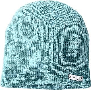 قبعة نيف اليومية للرجال للشتاء، سكاي هيثر، مقاس واحد
