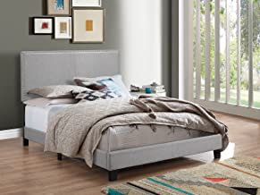 Best grey double bed Reviews
