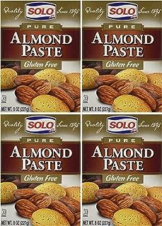 Best almond paste solo Reviews