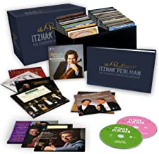Itzhak Perlman The Complete Warner Recordings