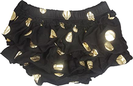 ES Kids Bloomers Black with bold dots, Black