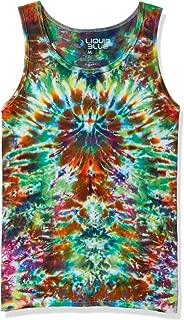 Women's Crazy Krinkle Tie Dye Tank Top