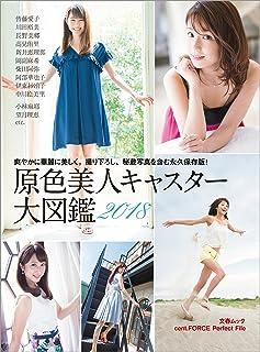 原色美人キャスター大図鑑2018 cent.FORCE Perfect File【デジタル原色美女図鑑】...