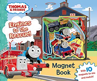 Thomas and Friends Thomas The Train Magnet Book