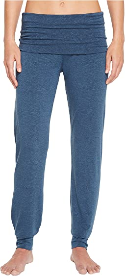 Splendid - Convertible Roll Over Pants Marled