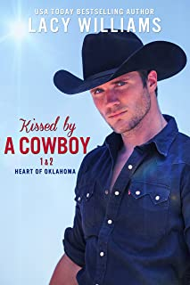 Kissed by a Cowboy 1 & 2: Sweet Cowboy Romance (Redbud Trails)