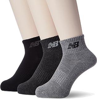 [ニューバランス] ソックス/靴下 ミッドレングス3Pソックス メンズ
