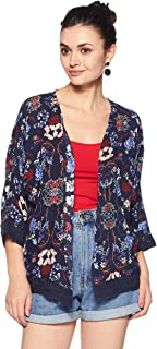 DJ&C by fbb Women's Cape Shrug