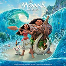 Moana Soundtrack Picture
