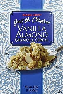 Best vanilla almond clusters trader joe's Reviews