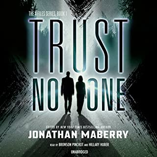 trust no one x files