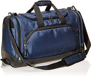 حقيبة دافل رياضية من امازون بيسكس - صغير، ازرق