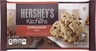 HERSHEY'S Kitchens Cinnamon Chips, 10 Ounce (Pack of 6)