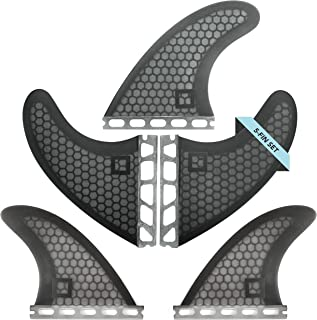 Surf Squared Futures Large Surfboard Fins