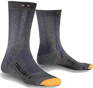 Trekking - Calcetines de Senderismo, Color x01 Negro